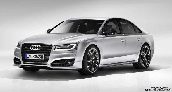 2016 Audi S8 Plus 19