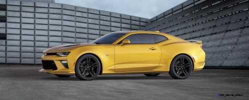 2016 Chevrolet CAMARO Coupe Colors 28