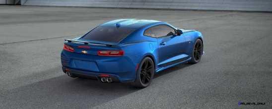 2016 Chevrolet CAMARO Coupe Colors 42