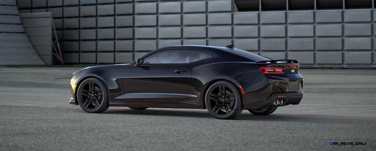 2016 Chevrolet CAMARO Coupe Colors 5