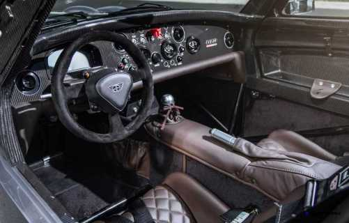 2016 Donkervoort D8 GTO Bare Naked Carbon Edition 31