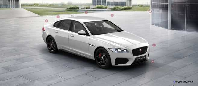2016 Jaguar XF 2.0d R-Sport and 380HP XF-S Buyers Guide 1