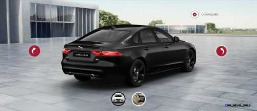 2016 Jaguar XF 2.0d R-Sport and 380HP XF-S Buyers Guide 12