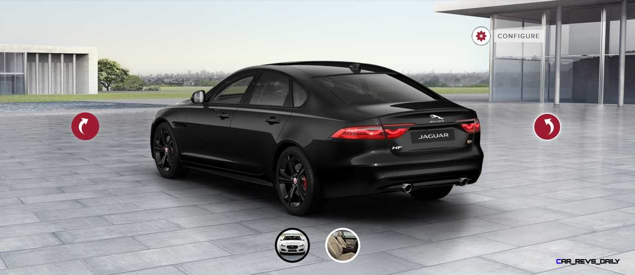 2016 Jaguar XF 2.0d R-Sport and 380HP XF-S Buyers Guide 14