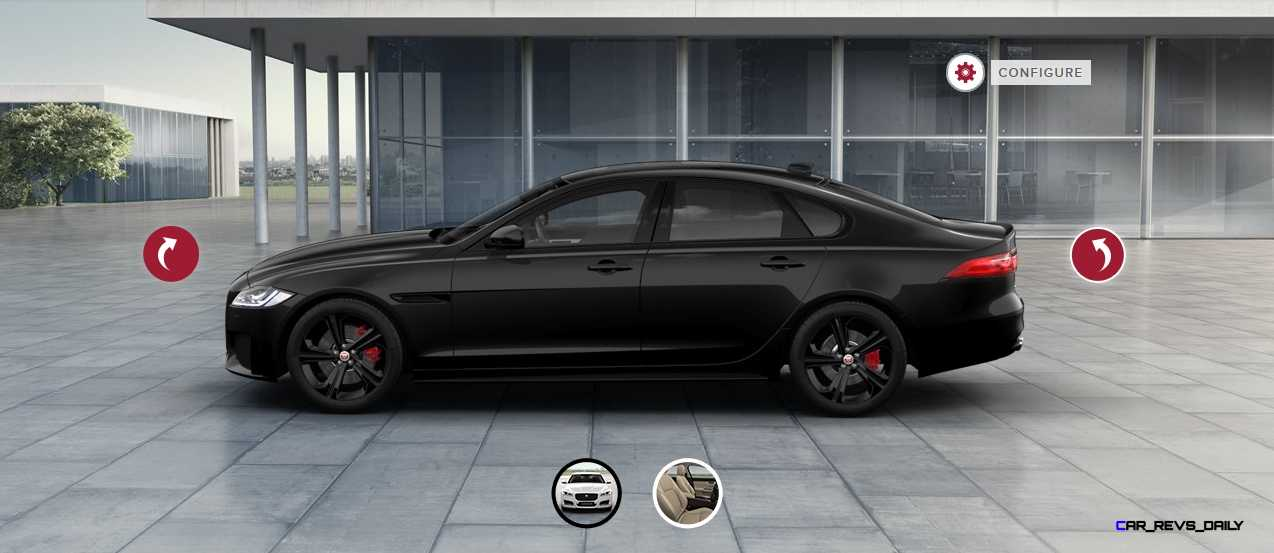 2016 Jaguar XF 2.0d R-Sport and 380HP XF-S Buyers Guide 15