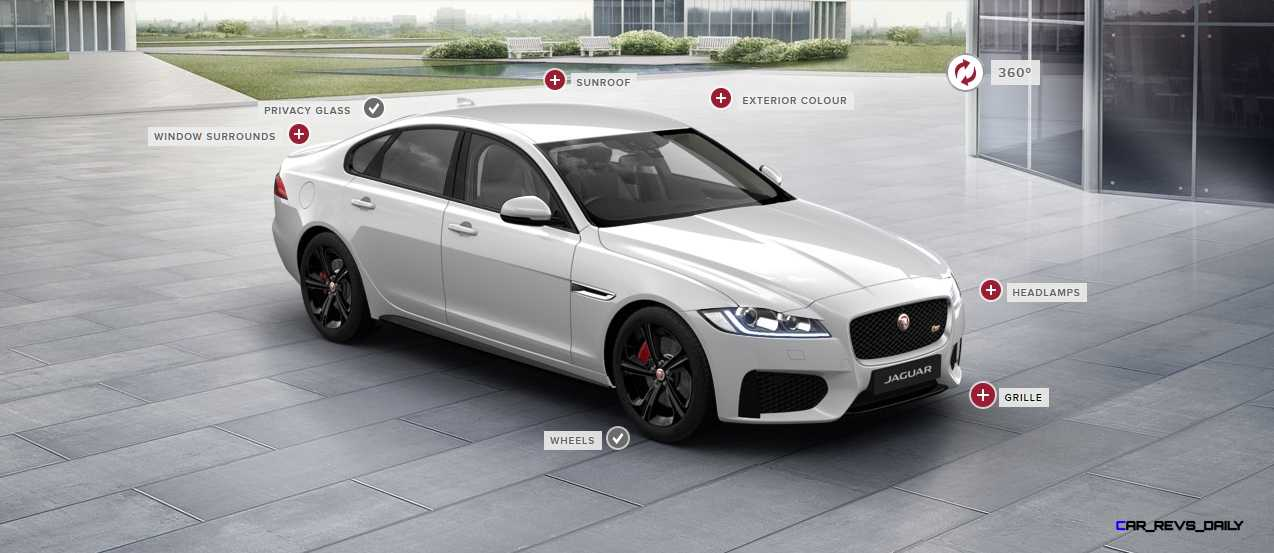2016 Jaguar XF 2.0d R-Sport and 380HP XF-S Buyers Guide 2