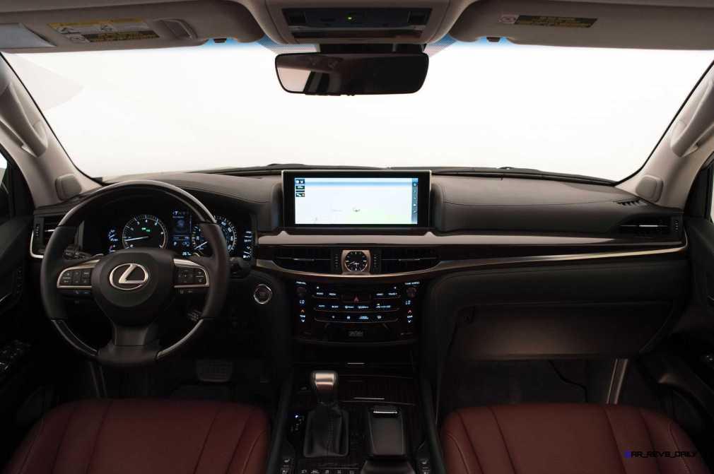 2016 Lexus LX570 20