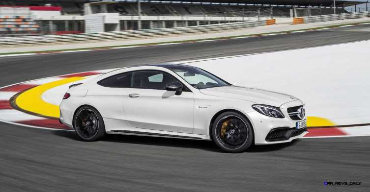 2016 Mercedes-AMG C63-S Coupe 16