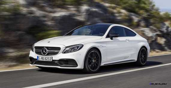 2016 Mercedes-AMG C63-S Coupe 22