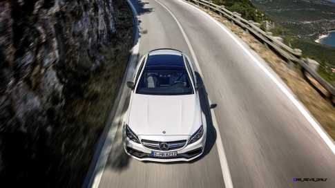 2016 Mercedes-AMG C63-S Coupe 30