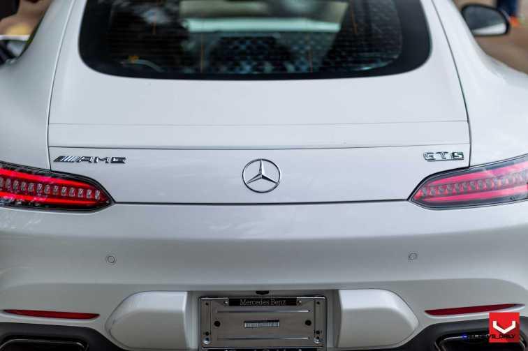 2016 Mercedes Benz AMG GT-S BTS - © Vossen Wheels_17291751982_o