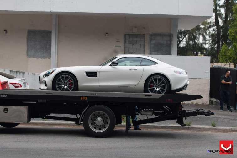 2016 Mercedes Benz GTS - © Vossen Wheels 2015 1022_17293519745_o