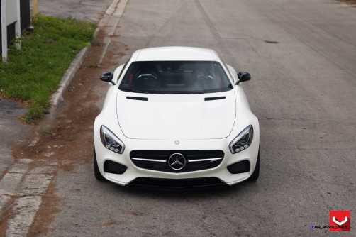 2016 Mercedes Benz GTS - © Vossen Wheels 2015 1043_17267565946_o