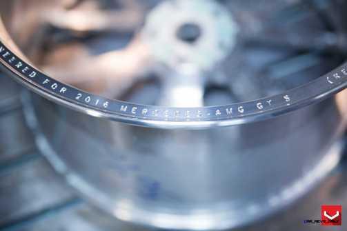 2016 Mercedes Benz GTS - © Vossen Wheels 20153019_17301145412_o