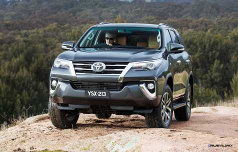 2016 Toyota Fortuner 13