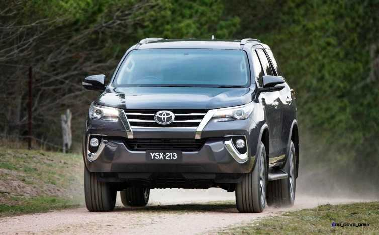 2016 Toyota Fortuner 17