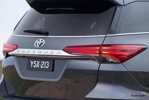2016 Toyota Fortuner 23