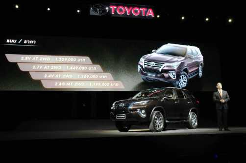 2016 Toyota Fortuner 3