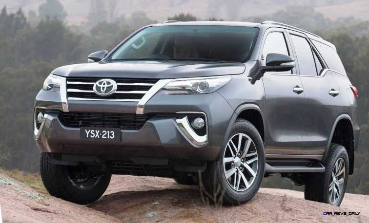2016 Toyota Fortuner 6