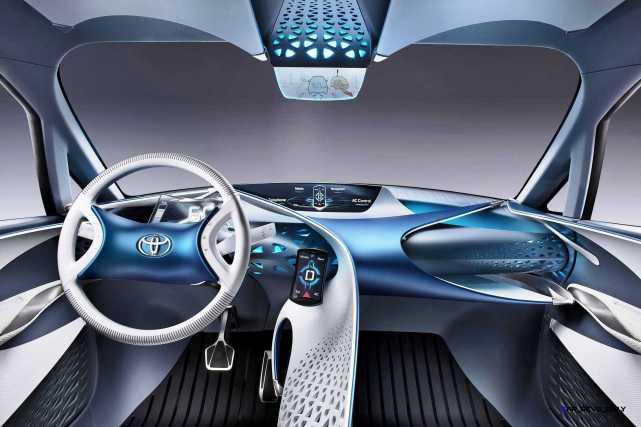 Concept Flashback - 2012 Toyota FT-Bh 18