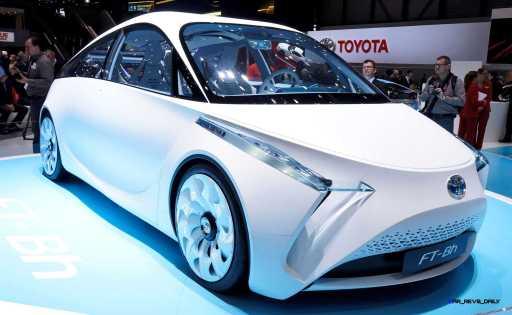 Concept Flashback - 2012 Toyota FT-Bh 2