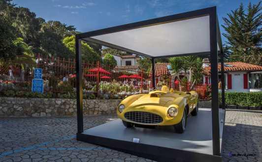 Ferrari Pebble Beach 2015 - Shattering Record Books + Cali T Specials, Sergio and 488GTB! 15