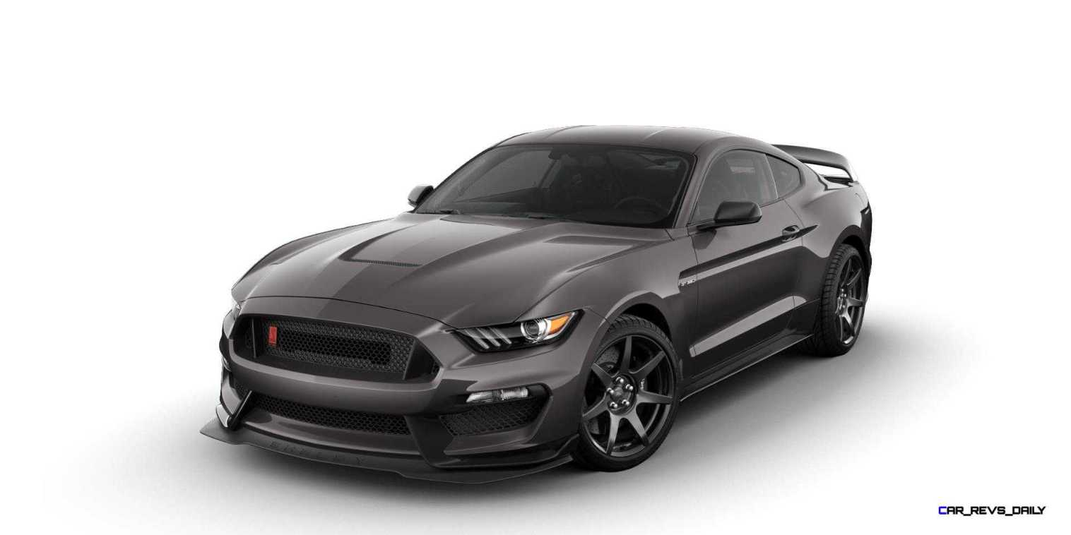 SHELBY GT350R Colors 15