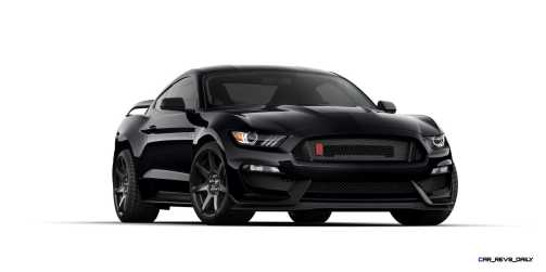 SHELBY GT350R Colors 40