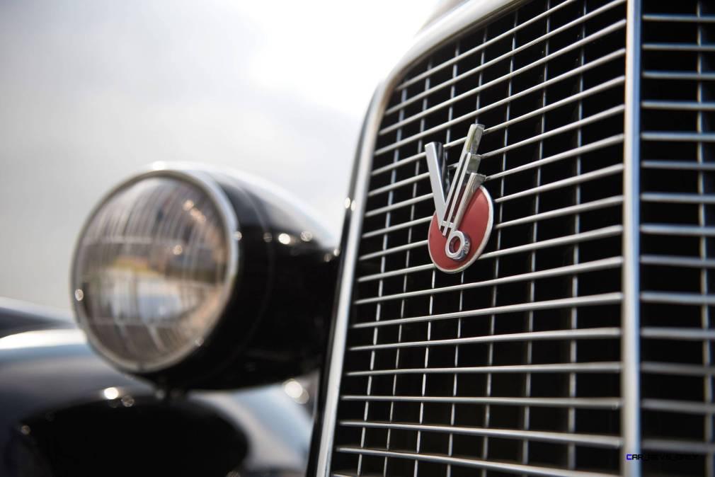 1937 Cadillac V16 Fleetwood Limousine 25