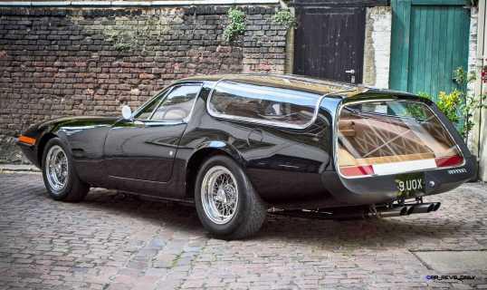 1972 Ferrari 365 GTB4 Daytona Shooting Brake 5