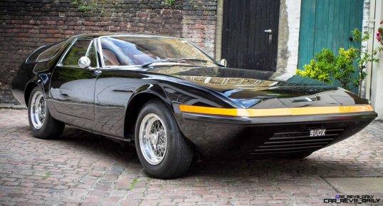 1972 Ferrari 365 GTB4 Daytona Shooting Brake 6
