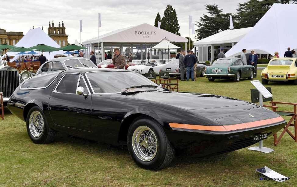 1972 Ferrari 365 GTB4 Daytona Shooting Brake 7
