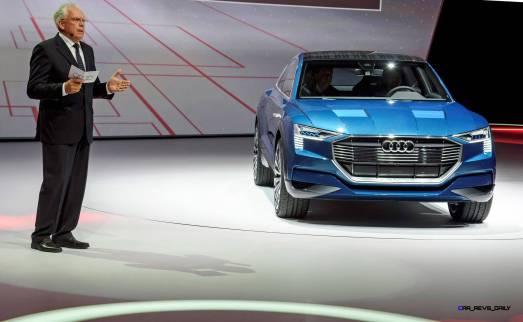 Audi at the Volkswagen Group Night – IAA 2015