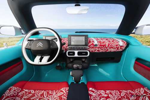 2015 Citroen Cactus M Concept 56