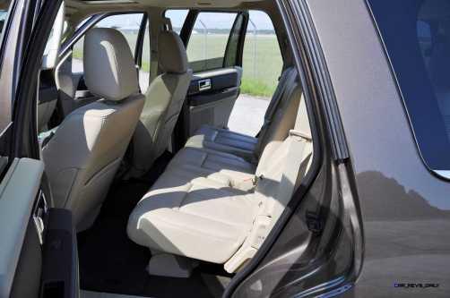 2015 Lincoln NAVIGATOR 4x4 Reserve - Interior Photos 7