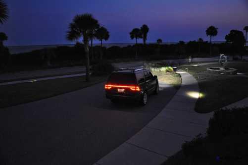 2015 Lincoln NAVIGATOR 4x4 Reserve LED Lighting Photos 20