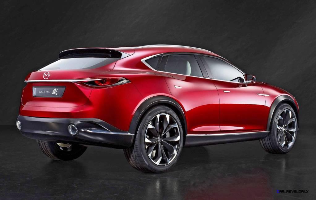 2015 Mazda KOERU Concept 1