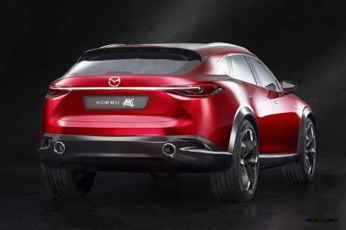 2015 Mazda KOERU Concept 2