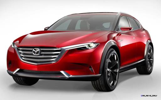 2015 Mazda KOERU Concept 9