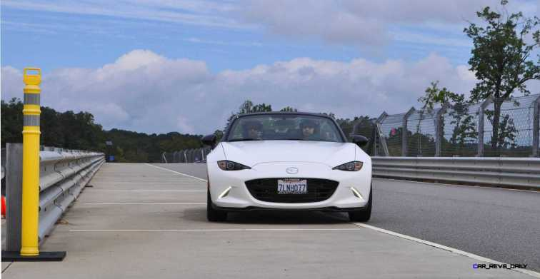2015 Mazda MX-5 Miata Track Day 28