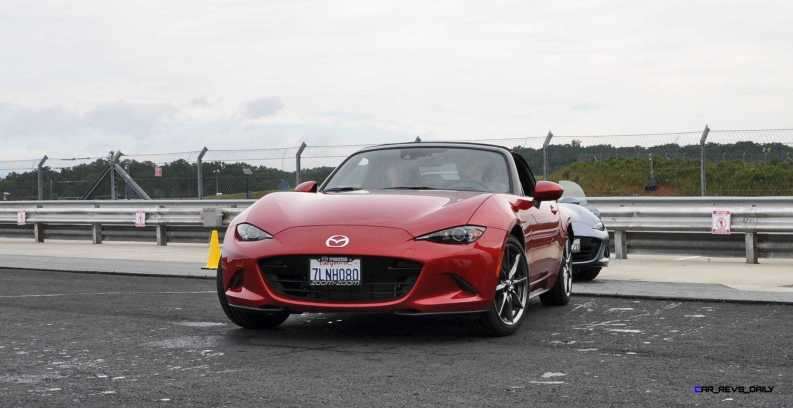 2015 Mazda MX-5 Miata Track Day 3