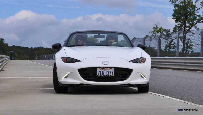 2015 Mazda MX-5 Miata Track Day 32