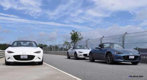 2015 Mazda MX-5 Track Day 2