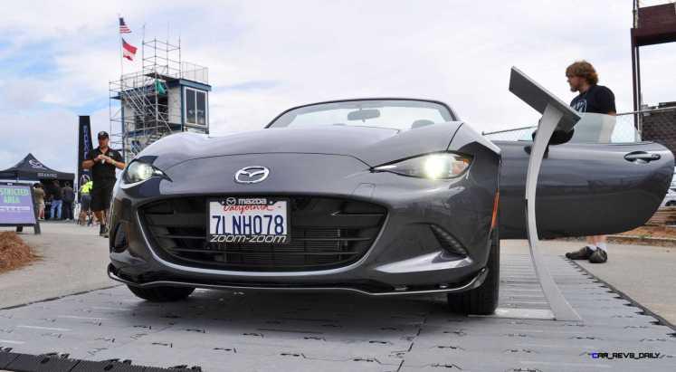 2015 Mazda MX-5 Track Day 5