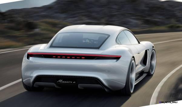 2015 Porsche Mission E 10