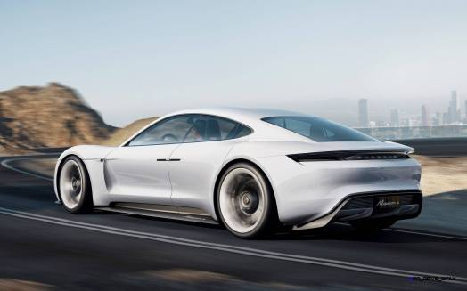 2015 Porsche Mission E 7