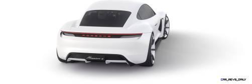 2015 Porsche Mission E Studio Stills 10
