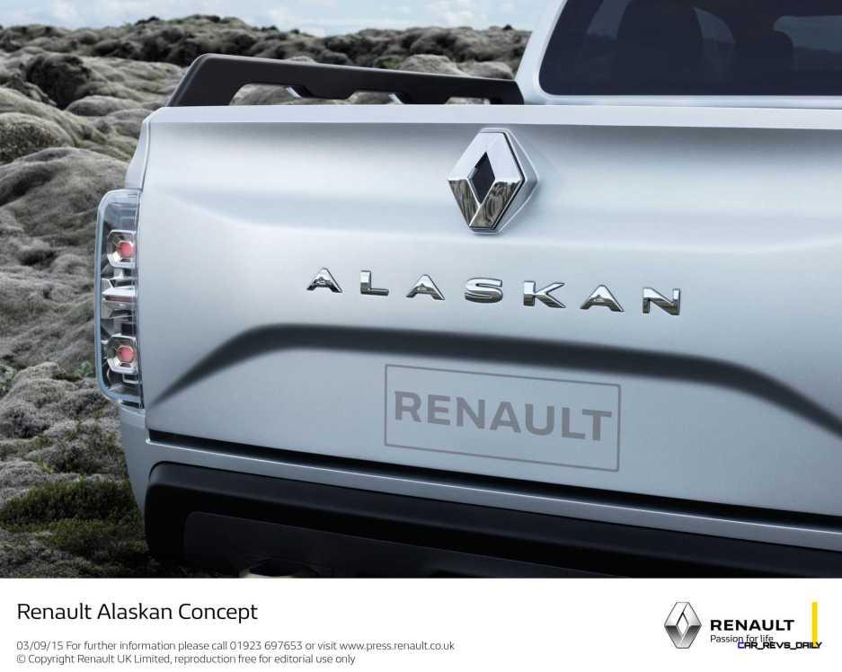 2015 Renault ALASKAN 14