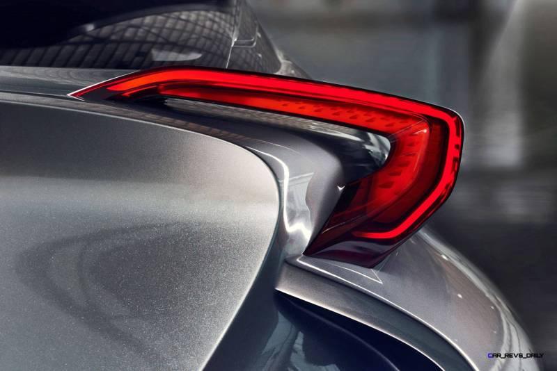 2015 Toyota C-HR Concept 4-Door 18