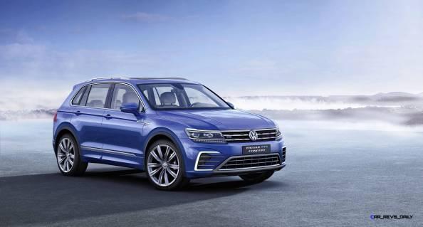2015 Volkswagen TIGUAN GTE Concept 14